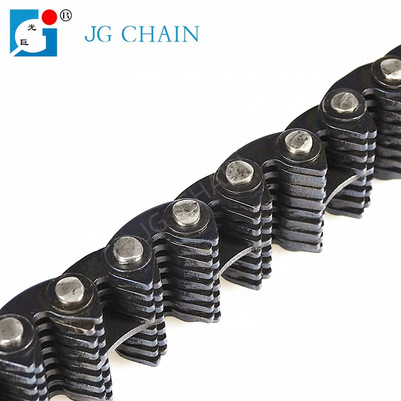 Factory direct sales Industrial low noise 40Mn steel silent chain cl 12