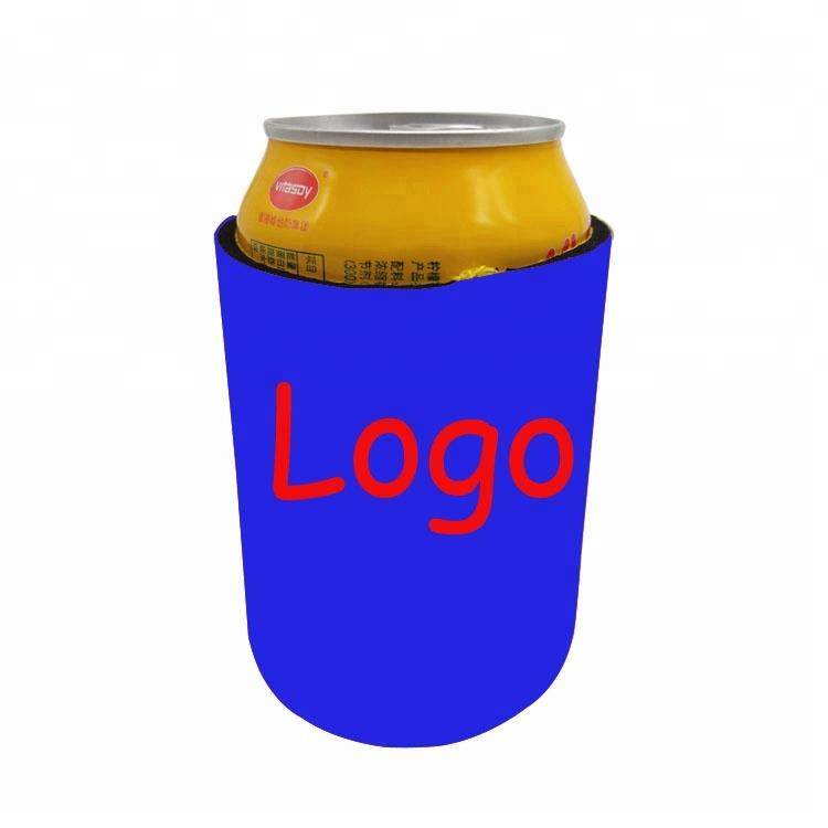 Barato Logotipo Personalizado Impresso Cooler Stubby Neoprene Refrigerador Do Frasco/pode Refrigerador/saco Titular stubby