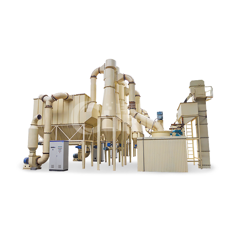 Dolomite Powder Grinding Plant Superfine Minerals Processing  Mill Unit