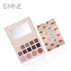 Wholesale high quality pallet eyeshadow eye shadow palette with private label
