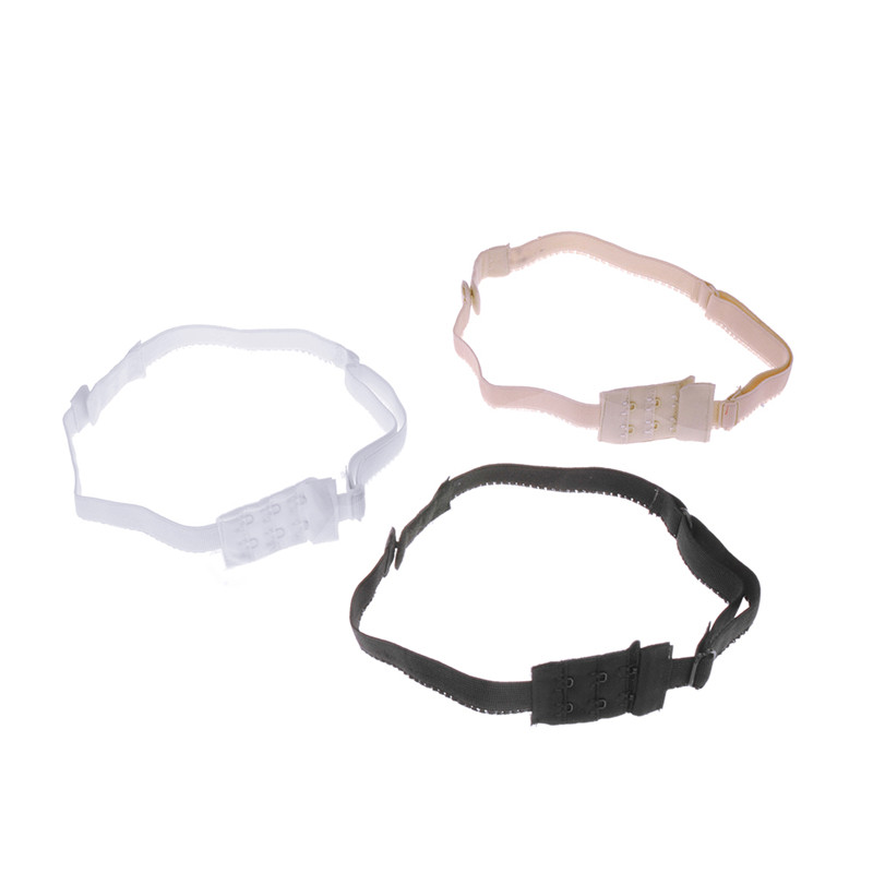 Low Back Bra Strap Magic Bra Strap Low Back Converter Ruglooze V Conversion Solution Bra Extender 3 kleur