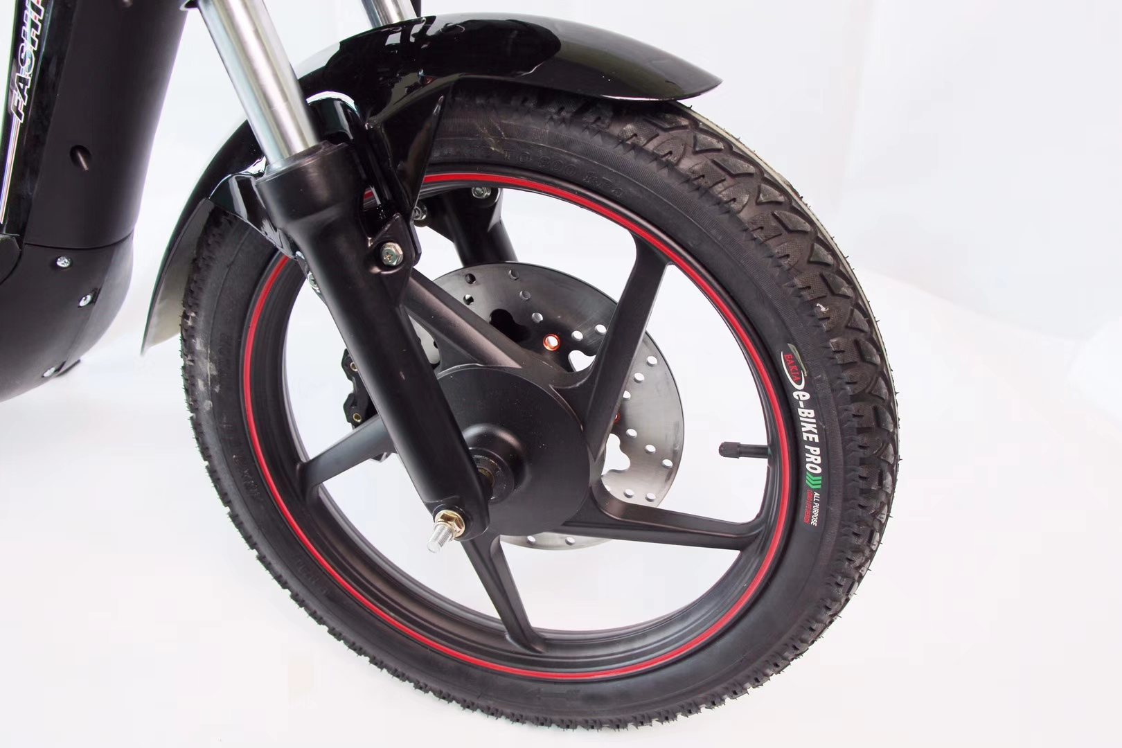 18 Inch Tires 350W Motor Electric Motorcycle Scooter Adult 48V 8Ah 2 Wheel Electric Motorcycle