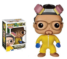 <span class=keywords><strong>FUNKO</strong></span> <span class=keywords><strong>POP</strong></span> Bad Heisenberg Bad SAUL GOODMAN ตุ๊กตาไวนิล Action FIGURE Collection ของเล่นเด็ก chidren