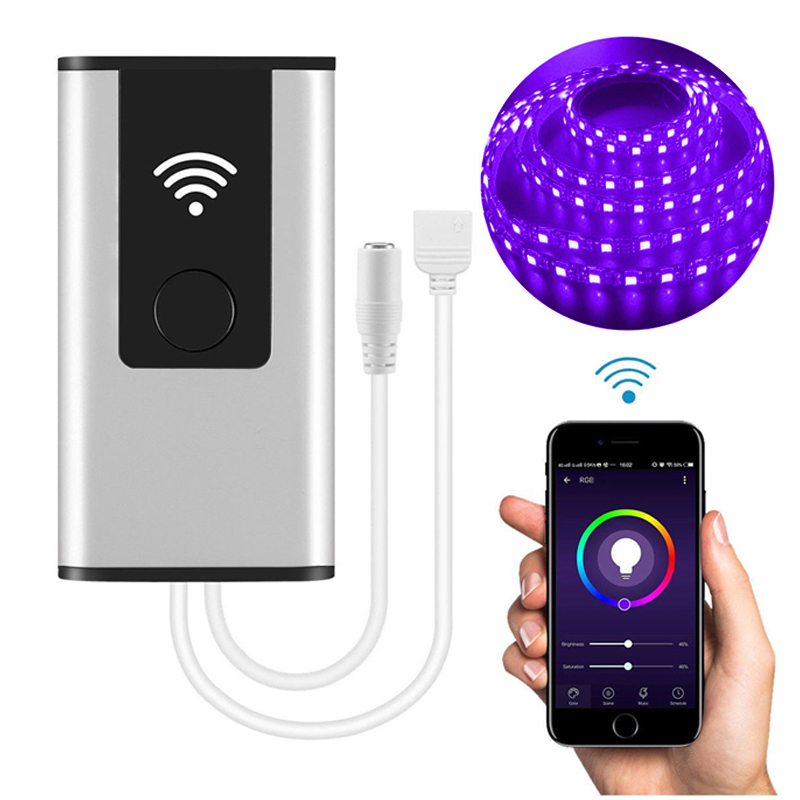 LED Wifi RGB / RGBW <strong>Controller</strong> Tuya Smart Home Wifi LED Strip <strong>Controller</strong>