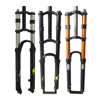 Dual crown Magnesium Aluminium bicycle shock suspension fork