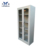 Odm Factory Outlet Light Grey Moisture-proof Steel Clothes 5 Door With 3 Drawers File Fire Proof Metal Filing Cabinets