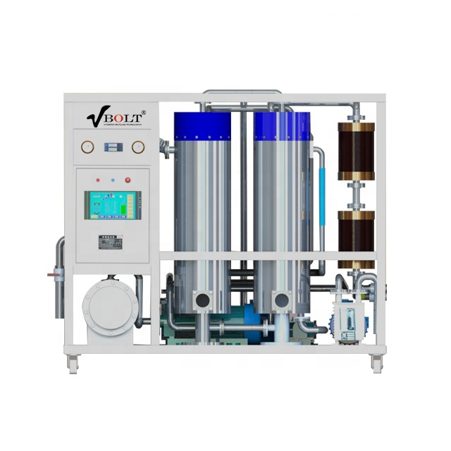 Vacuum Transformer Oil Purification Machine And Hydraulic Oil <strong>Filtration</strong> With Full Automatic System