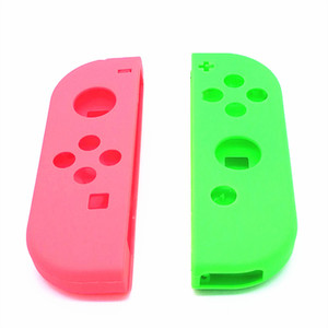 2019 Newest NS Left and right handles shell repair parts for Nintendo Switch (1 Pair 2 Pcs)