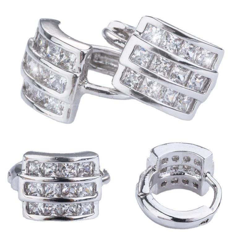 925 Sterling Silver Non-Pierced Earrings