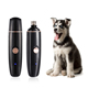 usb rechargeable electric small pet cat dog nail clipper and nail trimmer