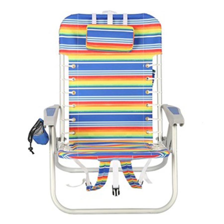 Легкий портативный алюминиевый складной пляж Кемпинг стул с большая сумка для хранения