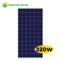 Yangtze A Grade 25 years warranty 320w canadian solar panel