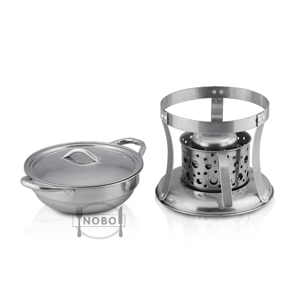 China factory direct sale heat chafing dish fuel stainless steel