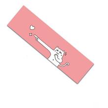 Скутер скейтборд палуба песок бумага 85*24 см Griptape Лонгборд абразивная бумага Электрический скейтборд сцепление ленты паяльная бумага с песк...(Китай)