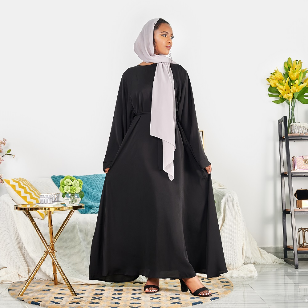 New arrival EID UAE abaya Dubai Turkey Arabic muslim fashion dress islamic clothing dresses