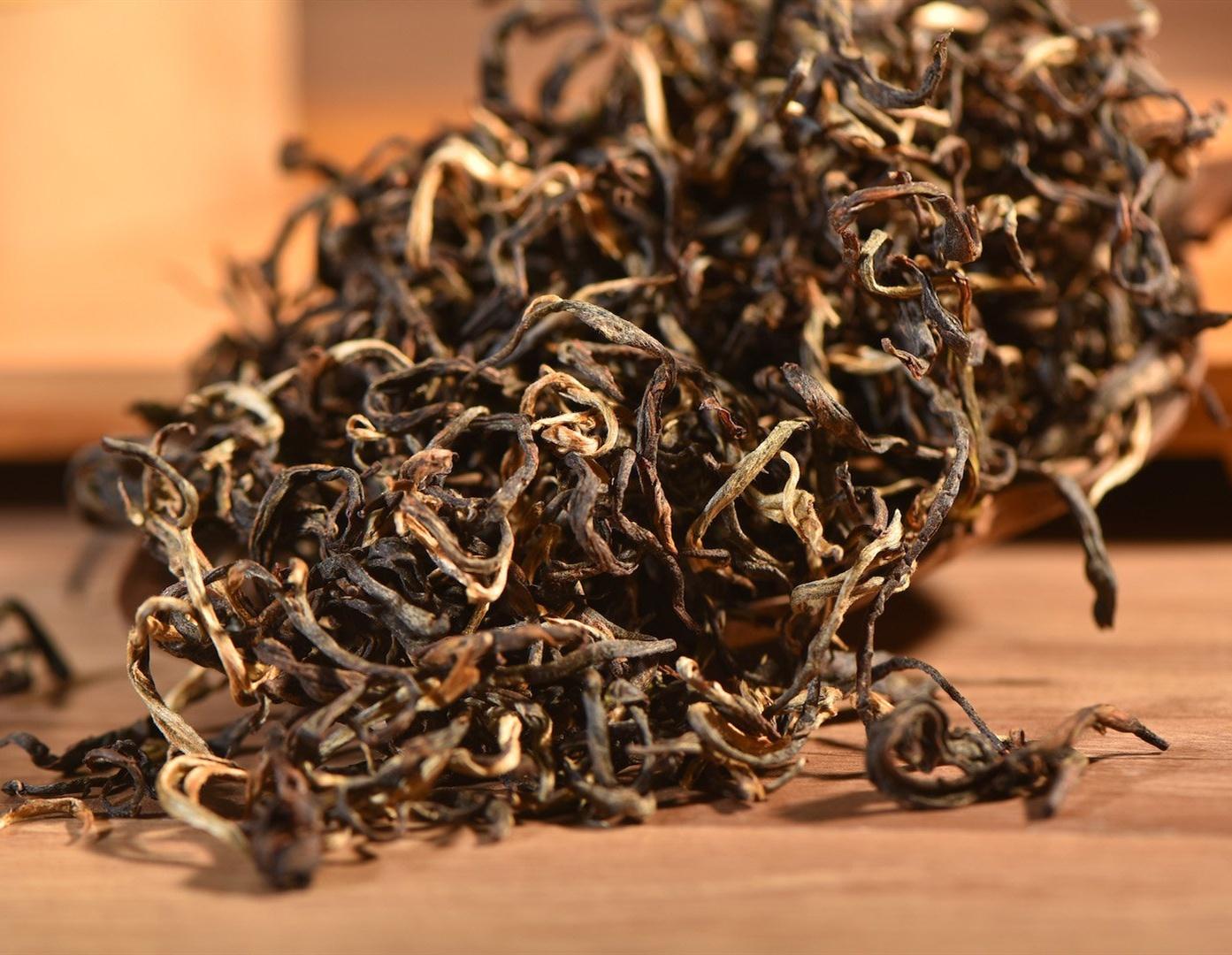 Wholesale yunnan yellow tea loose leaf highmountain tea - 4uTea | 4uTea.com