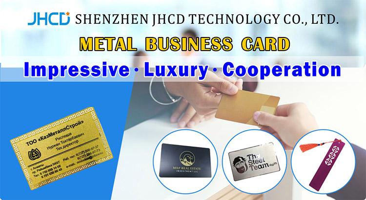 Benutzerdefinierte Luxus Laser Cut Gravierte China Matte Schwarz Edelstahl Magnetische Streifen Rose Gold Spiegel Rohlinge Metall Visitenkarte Buy