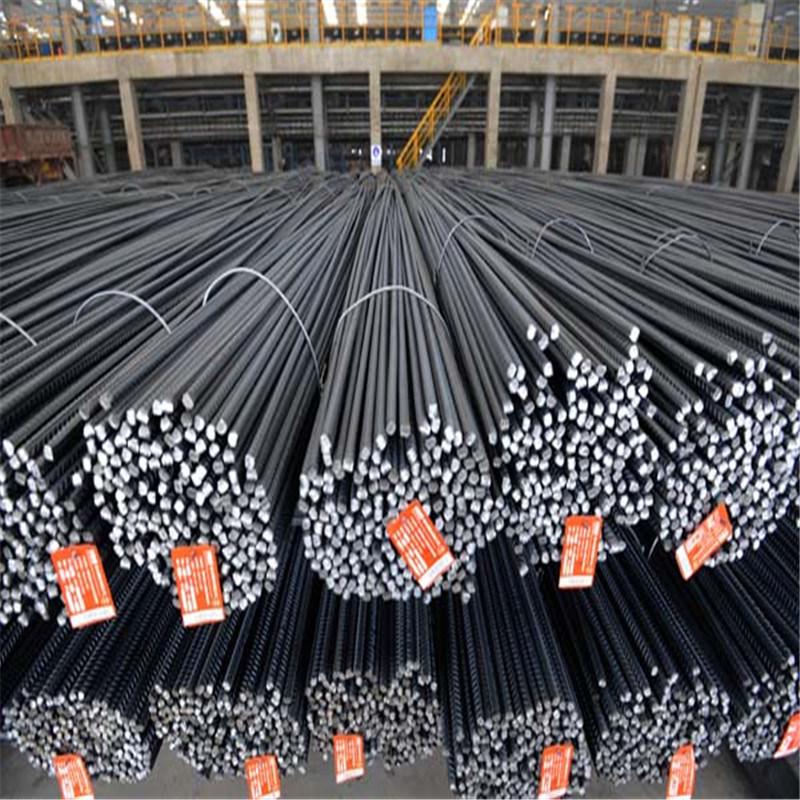 HRB355 HRB 400 Material de Construção Deformado Vergalhões De Aço Laminadas A Quente Da Liga