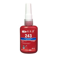 Cheap price Adhesive glue 242/243/272/401/406 high quality loctit Adhesive