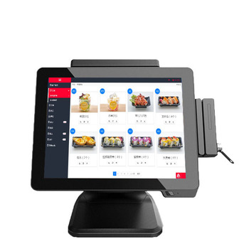 The Latest Restaurant 15 Inch Waterproof Capacitive Touch Screen All In One Pos System