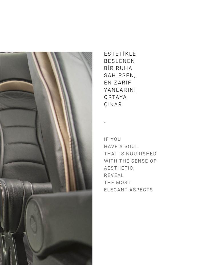 Adjustable frame car passenger seat for vip vehicle