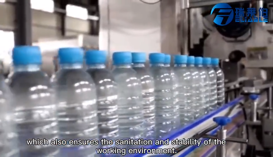 Complete mini mineral water production line / mineral water filling bottling plant