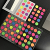 High Quality Custom Colors Neon Pigment Eyeshadow Makeup Eye Shadow Pallets