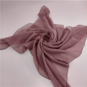 NO moq  elegant Japanese quality  polyester scarf for Indonesia Turkey  Southeast Asia  Malaysia ladies