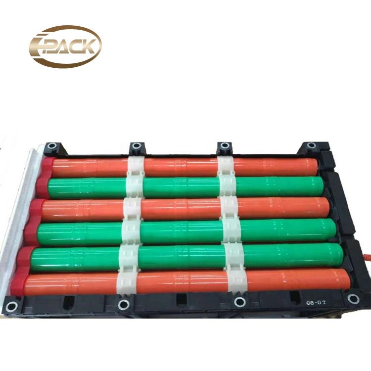 Customized rechargeable 158.4V 6.5Ah NI-MH hybrid car battery sticks for honda civic