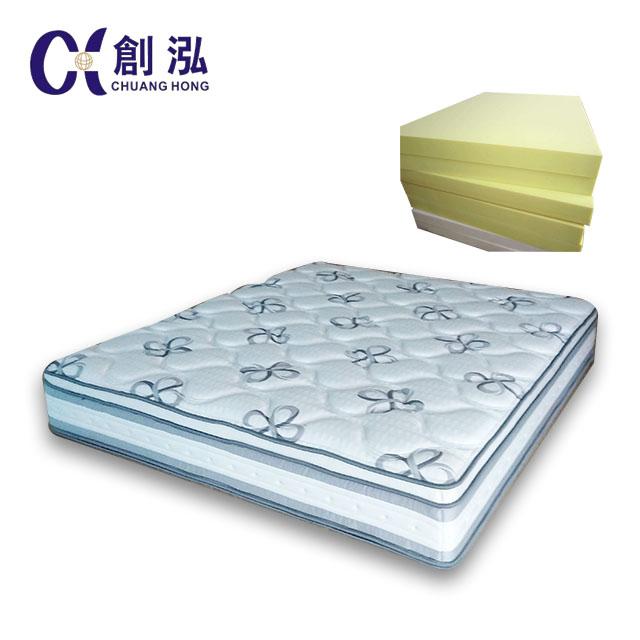 Middle East Best Quality Rebond Foam Sheet for Bed Mattress