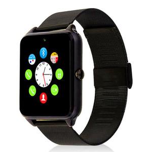 2019 Z60 Smart Watch Men woman  Bluetooth SmartWatch GSM Sim Card Stainless Steel Smart Watch Z60 For IOS