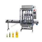High speed automatic edible soybean oil olive oil filling machine price fish oil manufacturing plant
