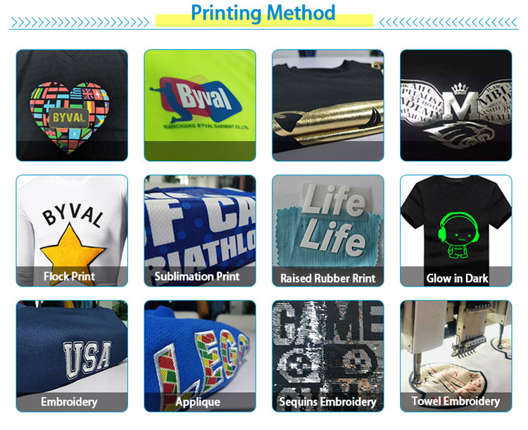 Byval Cheap China Wholesale Clothing 100%Polyester Cool Dry 3D Digital Print Dye All Over Sublimation Printing T-shirt for Men