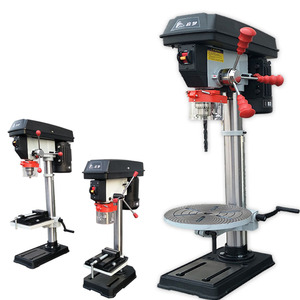 750W laser positioning table drilling machine