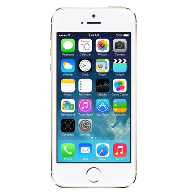 Orijinal yenilenmiş akıllı telefon için Unlocked i5s kullanılan cep telefonu