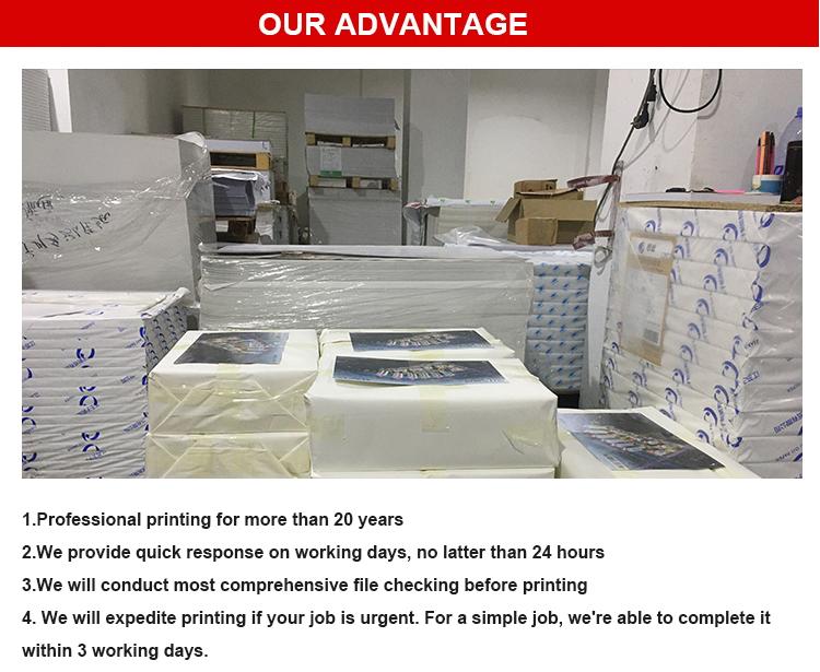 맞춤형 하드 커버 인쇄 만화 동화와 우화 낮은 가격 책 인쇄