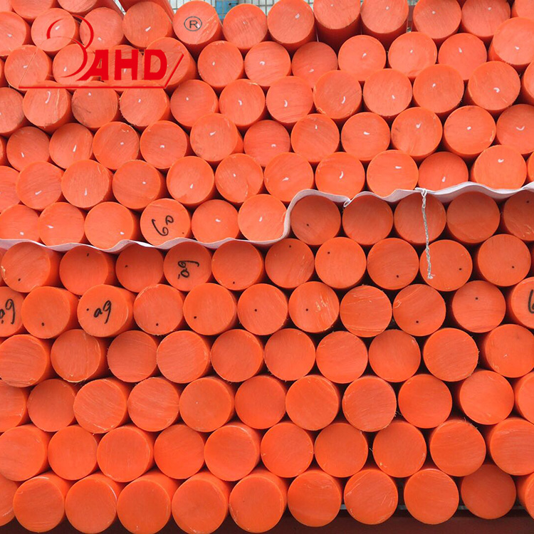 High Density Polyethylene Plastic Rod 60mm Dia x 250mm Length Bar Natural HDPE