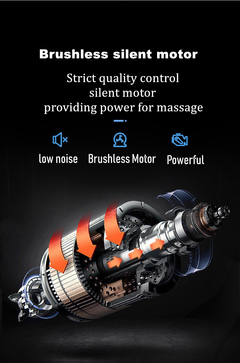 Latest Cordless Full Body Deep Muscle Massage Gun Vibration Pistool Percussion Massager Therapy Musculo Relaxy Recovery Pistolet