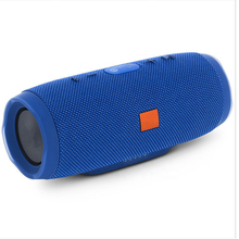 IPX7 Tahan Air Portable Nirkabel Bluetooths Charge 3 Speaker dengan Suara Aux USB <span class=keywords><strong>TF</strong></span> Kartu Speaker