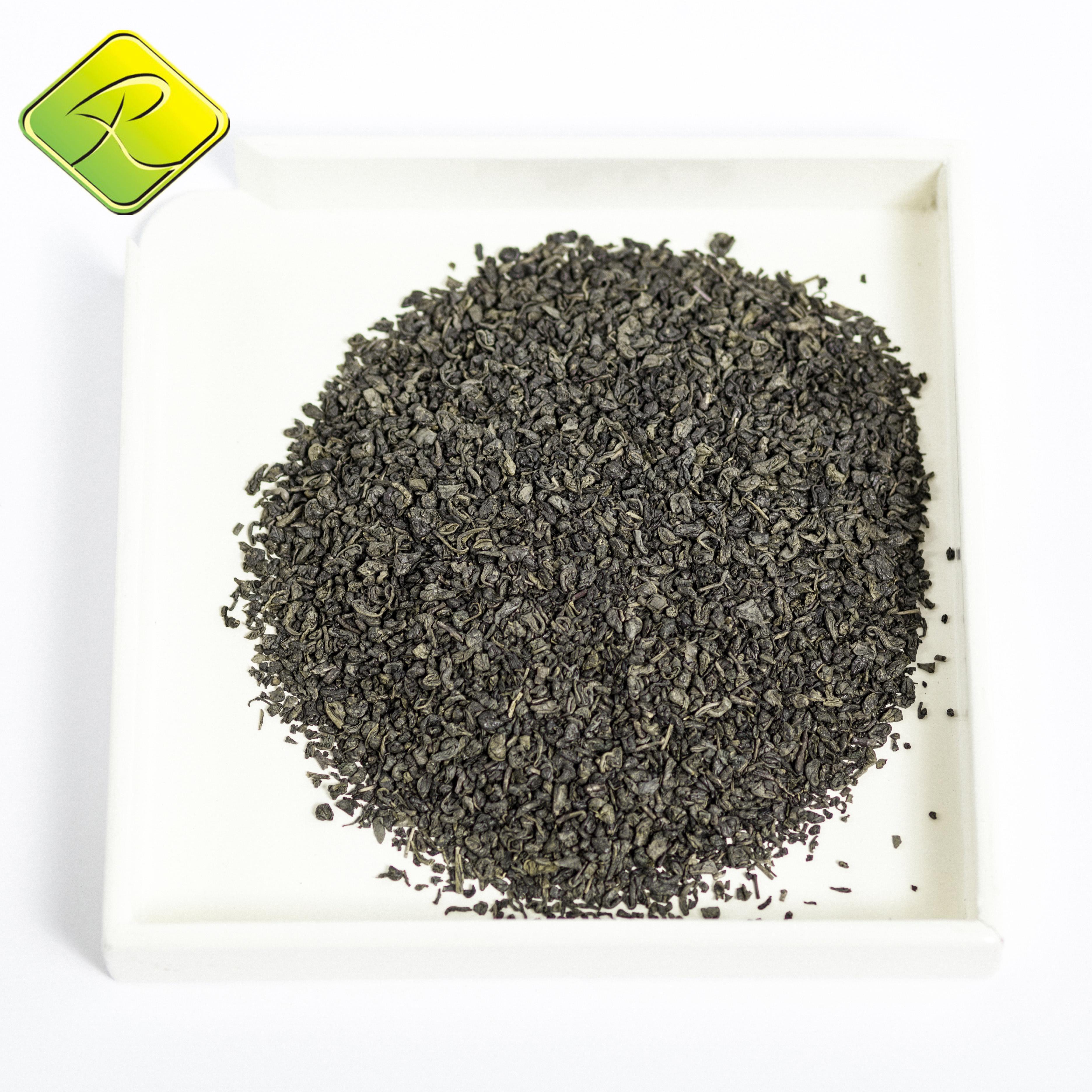 EU Standard high quality low pesticide China gunpowder green tea 3505A - 4uTea | 4uTea.com