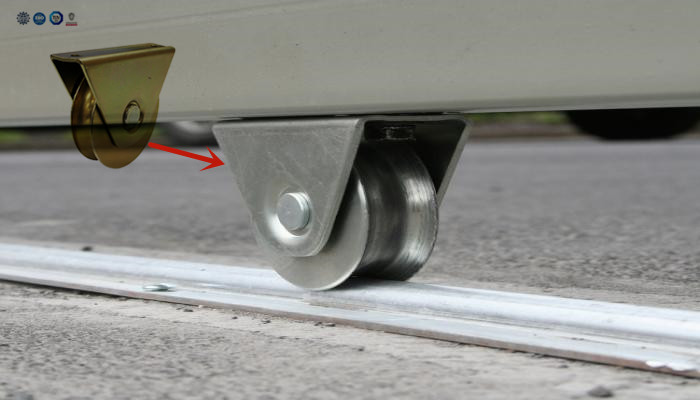 rollers for sliding wooden doors