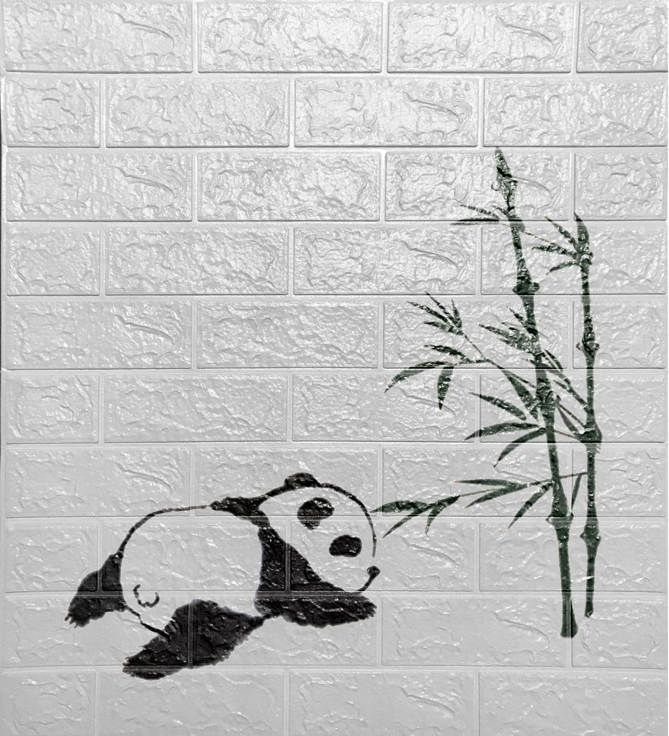 Pabrik Grosir Baru 3d Lucu Panda Wallpaper Kamar Anak Perekat Diri Wallpaper Tahan Air Buy 3d Wallpaper 3d Wallpaper Kamar Anak Perekat Wallpaper Product On Alibaba Com
