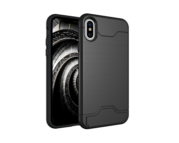 For Iphone XR New Design PC+PTU Phone Case Anti-drop Anti-dirt Wholesale Mobile Phone Case For Iphone X/XS