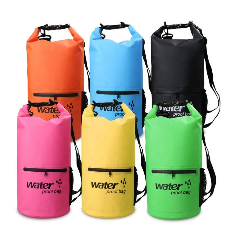 Hot Selling Ontwerp Outdoor Survival Product Factory Direct Waterdichte Dry Bag Case Voor Outdoor Reizen