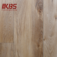 3d Embossed Finishing Switzerland Pine Sound Absorbed PVC Sheet Wooden Flooring Tiles