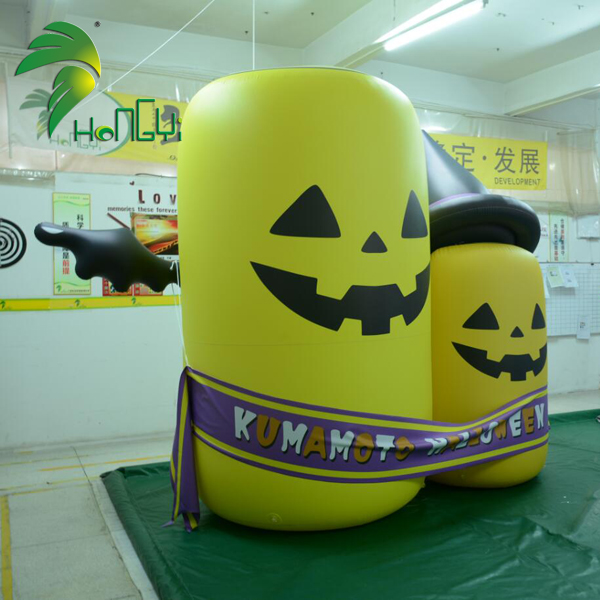 Wholesale Inflatable HalloweeInflatable Ghost n Custom Inflatable Ghost From Hongyi Inflatables