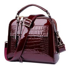 Nouveau design multi-usages casual Crocodile <span class=keywords><strong>Sac</strong></span> Composite <span class=keywords><strong>Brillant</strong></span> En <span class=keywords><strong>Cuir</strong></span> <span class=keywords><strong>Sac</strong></span> <span class=keywords><strong>À</strong></span> <span class=keywords><strong>Main</strong></span> en <span class=keywords><strong>cuir</strong></span> femmes fourre-tout sacs <span class=keywords><strong>à</strong></span> <span class=keywords><strong>main</strong></span>