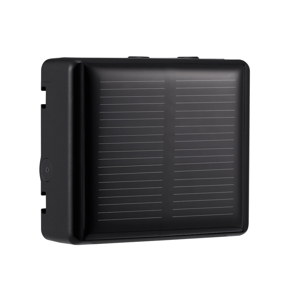 Low Cost Smallest Solar Charging Battery GPS Tracker Autoseeker for Cattle with <strong>Speaker</strong>