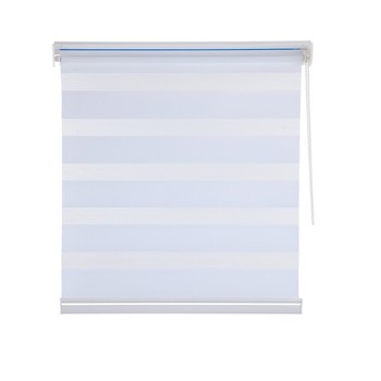 100% Polyester Zebra Pattern Roller Blinds Horizontal Zebra Blinds And Shades