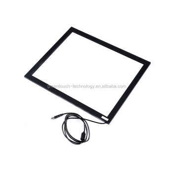 "40"" industrial infrared multi touch screen kit with USB connector"